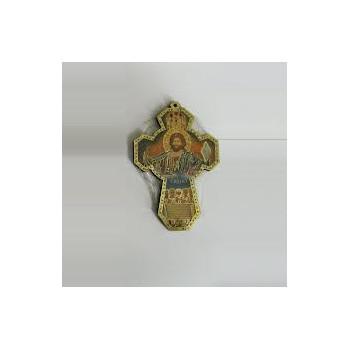 Croce Cristo con Scene, Piccola