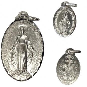 Medaglia Miracolosa Argento da €4,50