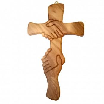 Croce dell'Amicizia in Legno