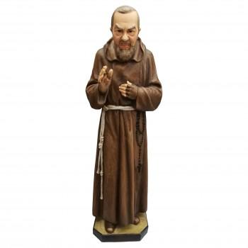 Statua Padre Pio 80 cm in resina