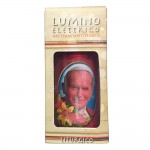 Lumino Elettrico Giovanni Paolo II in scatola