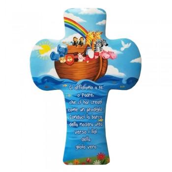 Croce Arca di Noè 16x22