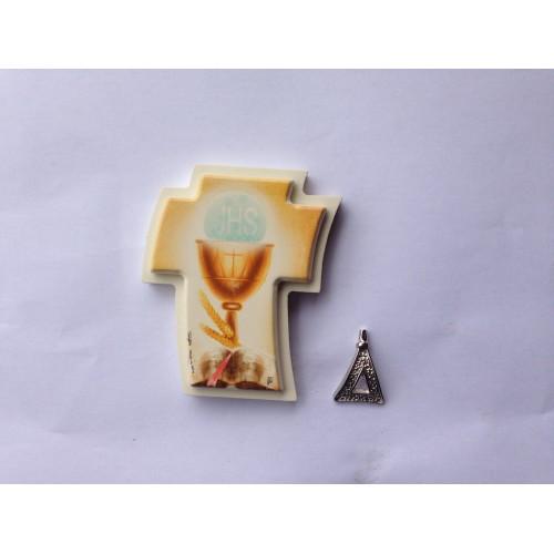 Quadretto/Croce calice comunione