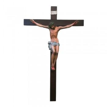 Crocifisso da muro 120 cm