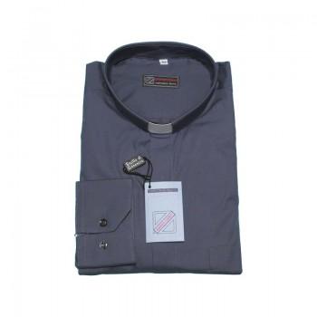 Camicia clergyman 100% cotone MM