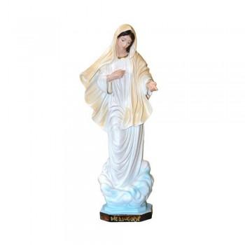 Statua Madonna di Medjugorje 30 cm