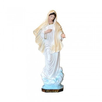 Statua Madonna di Medjugorje 60 cm
