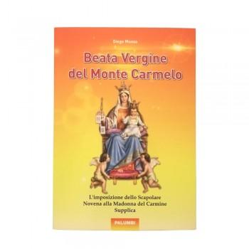 Libretto Beata Vergine del Monte Carmelo