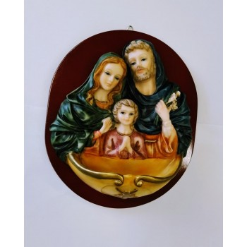 Acquasantiera Sacra Famiglia Grande