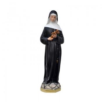 Santa Rita da Cascia 60 cm resina italiana