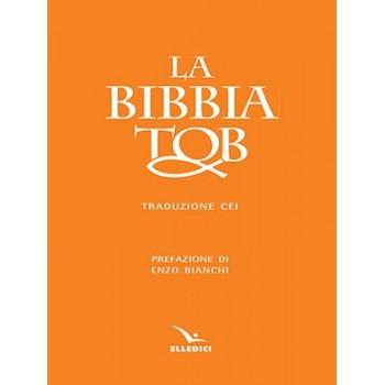 La Bibbia Tob. Nuova traduzione Cei (ed. ril.)
