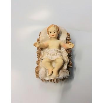 Gesu' Bambino 6.5 cm