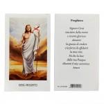 Santino Gesù Risorto (100 pezzi)