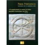 Messaggio per la quaresima di Papa Francesco