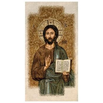 Coprileggio Cristo pantocratore