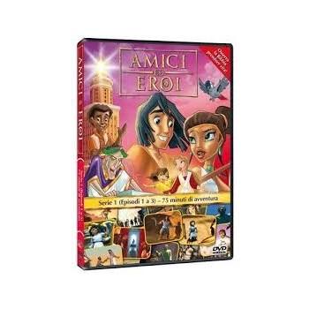 DVD AMICI ED EROI