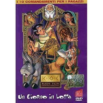 DVD UN GIORNO IN LOTTA