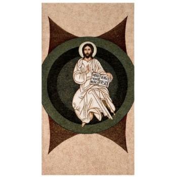 Coprileggio Gesù pantocratore Amate i vostri nemici