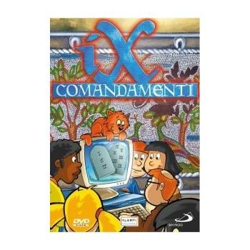 DVD I X COMANDAMENTI