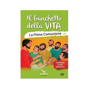 DVD IL BANCHETTO DELLA VITA La Prima Comunione