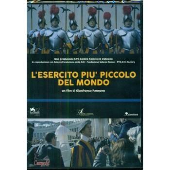 DVD L'ESERCITO PIU' PICCOLO DEL MONDO