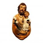 Magnete San Giuseppe e Gesù Bambino