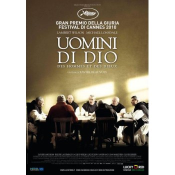 DVD uomini di Dio