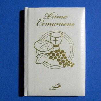 La Prima Comunione - libretto regalo rilegato