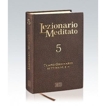 Lezionario meditato 5