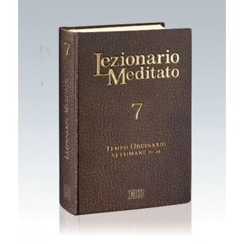 Lezionario meditato 7