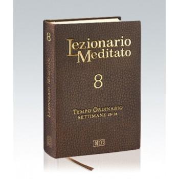 Lezionario meditato 8