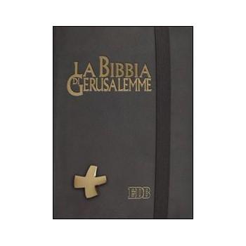Bibbia di Gerusalemme, tascabile e leggera 10x14