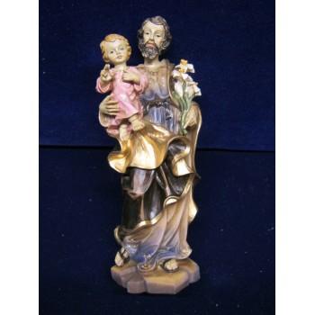 Statua San Giuseppe con Bambino