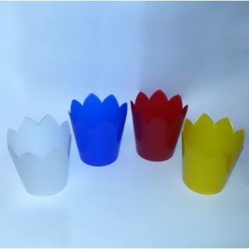 Flambeaux Plastica 50pz