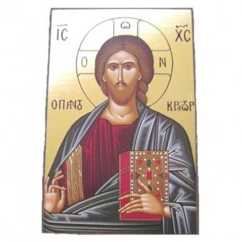 Iconetta Gesù Maestro