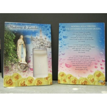 Blister Madonna di Lourdes