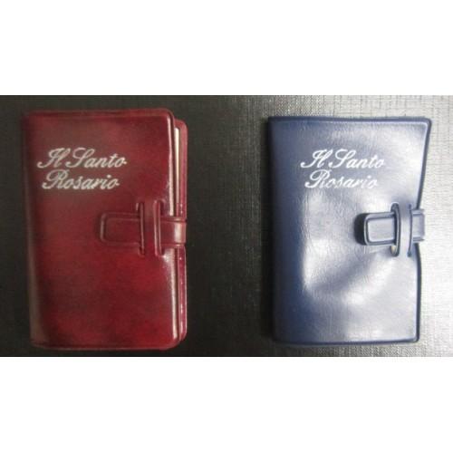 Libretto rosario tascabile