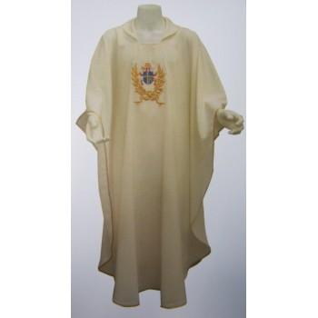 Casula con simbolo del Papa Giovanni Paolo II - n° 2
