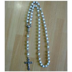 Rosari legatura metallo, filo o in legno